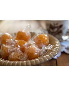 Balas carameladas de ovos (10 un.)