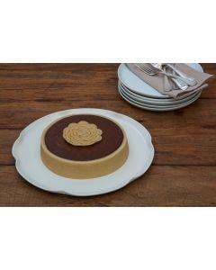 Torta de marzipan com chocolate  (1 Kg)