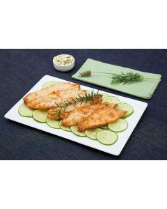 Filé de peixe com ervas (350g)