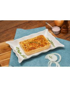 Torta de cebola (400g)