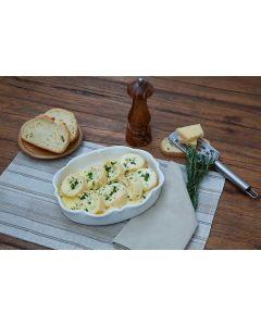 Rondelli de presunto e queijo (650g)