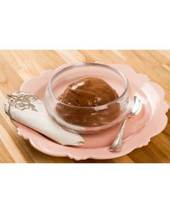 Mousse de chocolate (400g)