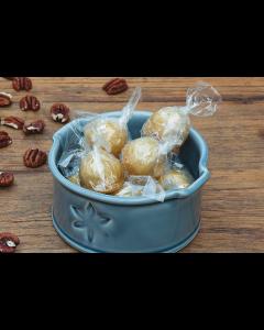 Balas carameladas de nozes (10 un.)