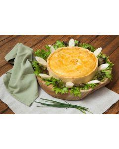 Torta de palmito (1,2Kg)