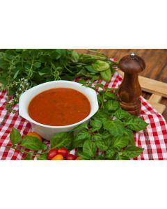 Molho de tomate ao basilico (500g)